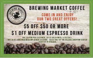 Brewing Market Coffee 2021