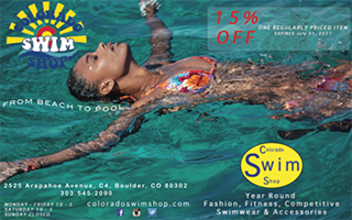Colorado Swim Shop 2021
