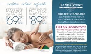 Hand & Stone 2021